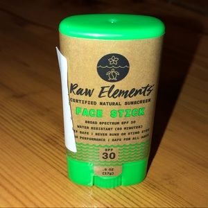 New Raw Elements Face Stick